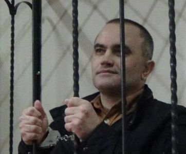 Sergei Titarenko spent six months in jail and received a 100-thousand ruble fine for posting a link to an article that suggested that Putin is a dictator (Image: Kasparov.ru)