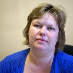Elena Shakhova, the head of the Civic Control rights organization in Russia