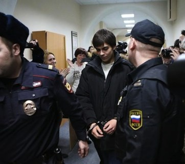 Ivan Nepomnyashchikh, protester sentenced to 2.5 years in Russian prison