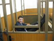 Nadiya Savchenko in Donetsk City Court on 22 March 2016. Photo by Vladislav Ryazantsev.