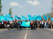 Many Crimean Tatars were forced to move out of occupied Crimea to mainland Ukraine. Illustration photo: qha.com.ua