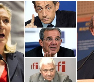Marine Le Pen, Nicolas Sarcozy, Thierry Mariani, Alexander Orlov, and Yves Pozzo di Borgo have all done their fair share to serve Putin. But who has done the most?