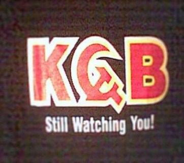 KGB: Still Watching You!