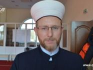 Sheikh Said Ismagilov, the mufti of the Muslim Spiritual Directorate of Ukraine (Image: qha.com.ua)