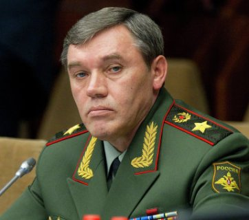Valery Gerasimov, Chief of the General Staff of the Russian Armed Forces, is thought to be the creator of Russia's foreign relations military doctrine. Photo: RIA Novosti
