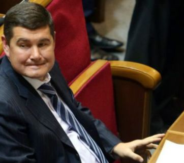 After being accused of large-scale corruption, Ukrainian oligarch and MP Oleksandr Onyschenko left Ukraine. Photo:bbc.com