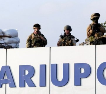 Ukrainian soldiers in Mariupol. Photo:depo.ua