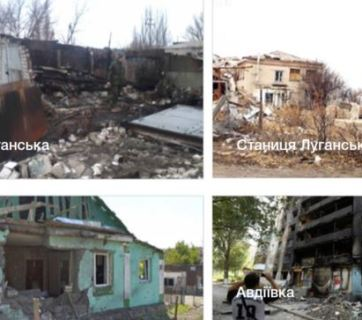 Russian aggression in the Donbas, Ukraine