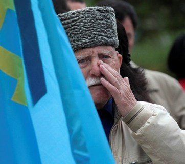 Ukraine was hospitable to the Crimean Tatars, but in the end it turned out it did not do enough for them. Photo: udmn.org