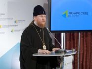 Archbishop Eustratius (Zorya) of the Ukrainian Orthodox Church of the Kyiv Patriarchate. Image: gordonua.com