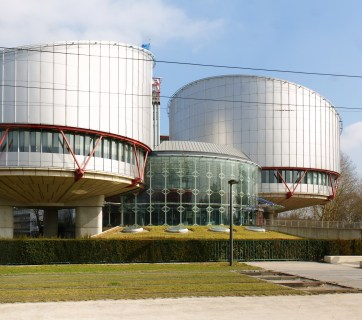 The European Court of Human Rights in Strasbourg, France. Photo: Wikipedia