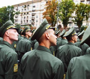 24 August 2016, Kyiv, Military parade devoted to the Independence Day Photo: Euromaidan Press