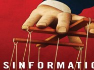 Fragment of the cover of Disinformation, a book by Ion Mihai Pacepa, ex-deputy chief of communist Romania's foreign intelligence, and law professor Ronald J. Rychlak