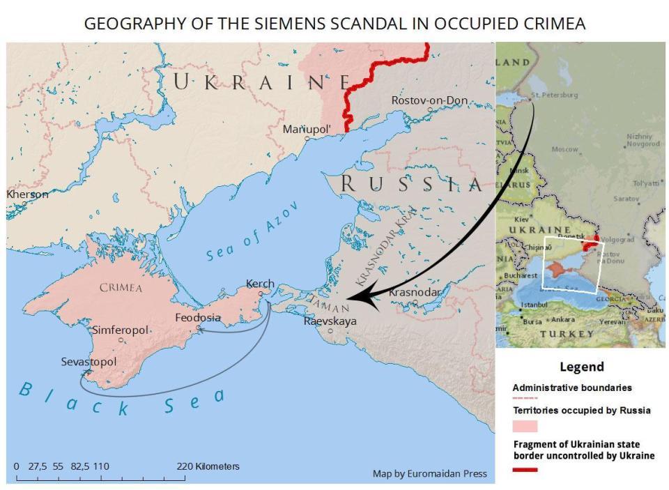 """Результат пошуку зображень за запитом """"taman crimea site:euromaidanpress.com"""""""
