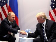 A meeting between Vladimir Putin and US President Donald Trump took place on the sidelines of the G20 summit. Photo: Kremlin.ru