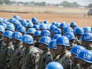 Contingent of Nepalese Peacekeepers Arrives in Juba from Haiti | United Nations Photo