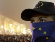 Euromaidan participant. Photo: 24tv.ua