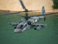 Kamov K-52 attack helicopter operated by the Russian army. Illustrative image. Source: Youtube