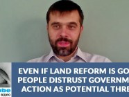 dr nizalov on land reform in Ukraine