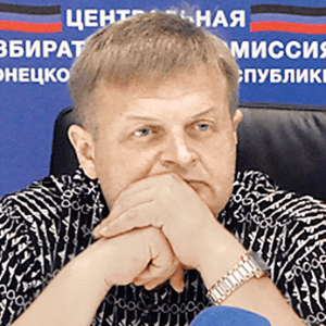 "Konstantin Kuleshov, head of the ""state enterprise Markets of the Donbas"""