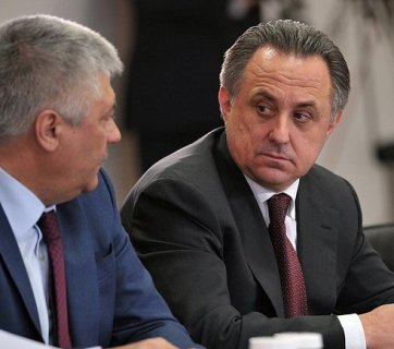 Mutko, Russia's sports minister responsible for the Sochi doping scandals