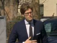 Lawyer Alex Van Der Zwaan  has pleaded guilty to misleading the FBI. Photo: video screenshot