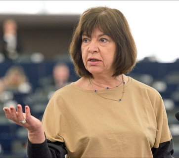 An open letter with this demand was initiated by Rebecca Harms, expert on Eastern Europe of the Greens/EFA group in the European Parliament