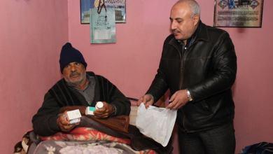 Photo of توزيع مستلزمات أساسية للعائلات النازحة