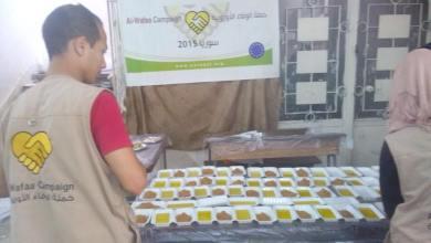 Photo of حملة الوفاء الأوروبية تكفل العائلات النازحة من اليرموك