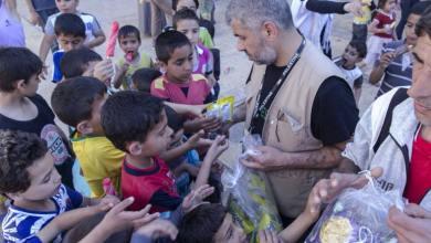 Photo of نهر الوفاء ينعطف إلى مخيم حطين