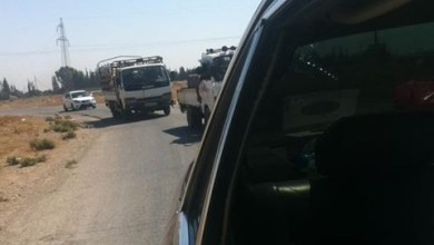 Photo of لليوم الرابع على التوالي تقوم حملة الوفاء بتقديم المساعدات لأهالي مخيم اليرموك