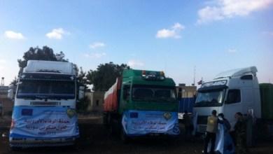 Photo of حملة الوفاء الأوروبية تدخل القسم الثاني من مساعداتها ضمن القافلة