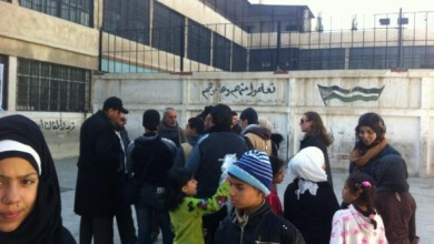 Photo of قافلة الوفاء الاوروبية في يومها السادس، والبدء بتوزيع المساعدات
