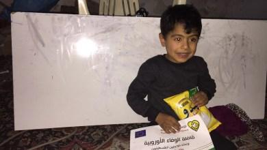 Photo of حملة الوفاء الأوروبية توزع حليب للأطفال
