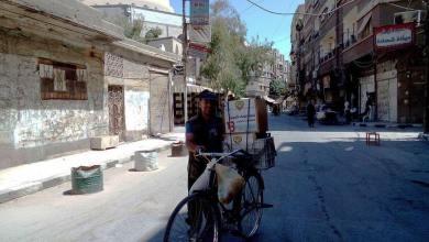 Photo of قافلة الوفاء الثالثة عشر – سوريا – مخيم اليرموك 12/08/2015
