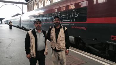 """Photo of """"الوفاء الأوروبية"""" تصل هنغاريا وتقدم المساعدة العاجلة للاجئين"""