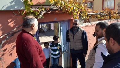 "Photo of ""الوفاء الأوروبية"" .. تحل ضيفا على العائلات الفلسطينية في كهرمان مرعش جنوب تركيا – 22-12-2015"