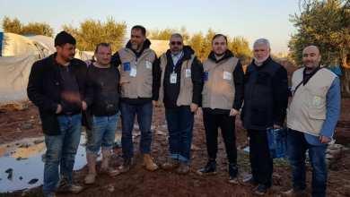 Photo of حملة الوفاء الاوروبية تزور المخيمات العشوائية للاجئين الفلسطينيين المحاذية للجنوب التركي
