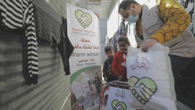 "Photo of حملة الوفاء الأوروبية تبدأ حملة ""معاً لشتاء دافيء"" في محافظات قطاع غزة"