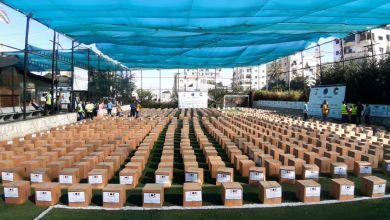 Photo of حملة وفاء وإخاء من أوروبا إلى مخيمات لبنان توزع مساعدات إنسانية في البص والرشيدية والبرج الشمالي