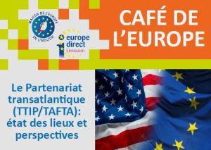 Pavé Café de l'Europe TTIP