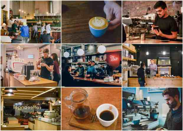 Speciality Coffee in Dublin