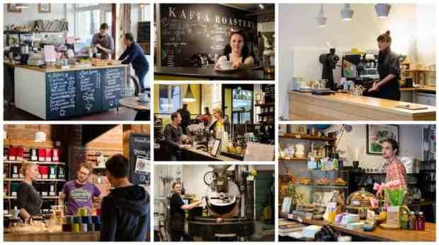 Speciality Coffee Guide Helsinki