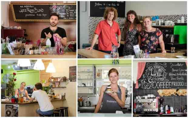 Speciality Coffee in Olomouc