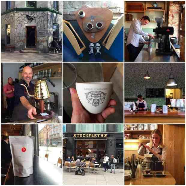 Oslo Coffee City Guide