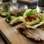 Smorrbrod -- traditional open-faced sandwiches