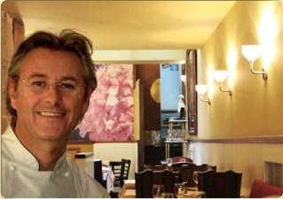 Au Bascou Chef Bertrand Gueneron