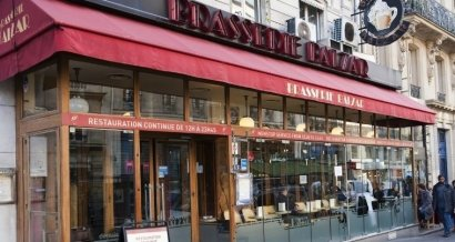Brasserie Balzar Paris