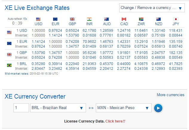 🔥 Utilize nosso conversor de euros para reais (EUR / BRL) e veja como tranformar 1 euro em reais agora em tempo real.
