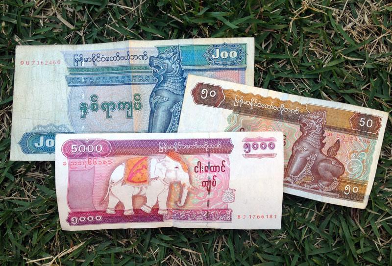 Mianmar: como levar dinheiro para sua viagem